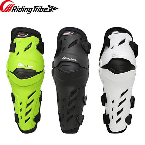 3 colors PRO-BIKER 2018 Motorcycle knee protector Knee sliders motosiklet knee Protective Gear Protector Guards Kit - Eatan