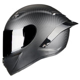 Carbon Full Face Motorcycle Helmet - Eatan