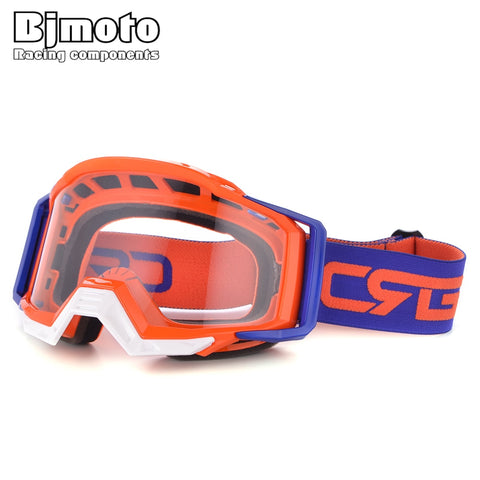 BJMOTO 100% Brand Motocross Goggles For Moto Helmet ATV DH MTB Dirt Bike Glasses Racing Cycling Oculos Gafas Motorcycle Glasses - Eatan