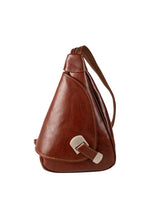 Il Giglio Leather Backpack