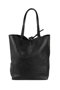 Il Giglio Leather Shopper Bag, Multiple Colours