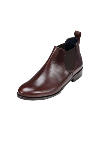 LARIO Pascucci Chocolate Chelsea Boot