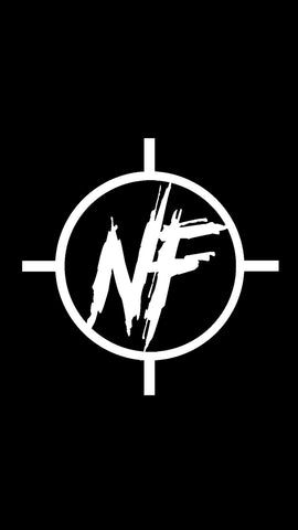 NF OPTIC DECAL