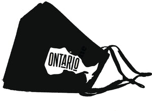 Our Ontario Home Face Cover