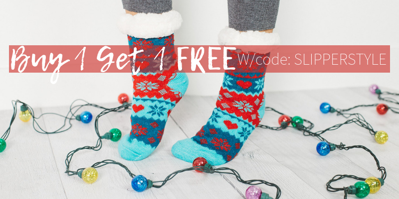 305bfc6affdaf I love all the Style Steals deals from Cents of Style! The deal today is  awesome – get fun slipper socks Buy 1 Get 1 when you use coupon code  SLIPPERSTYLE.