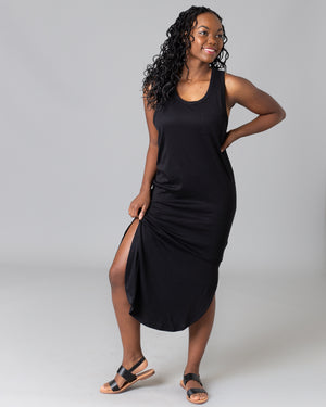 Eva Sleeveless Maxi Dress | S-XL
