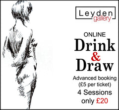 Drink&Draw 4 sessions