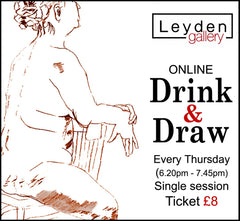 Drink&Draw single ticket