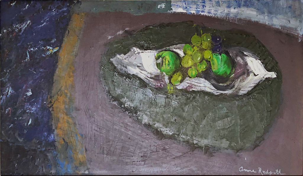 ANN REDPATH - Dish of Fruit