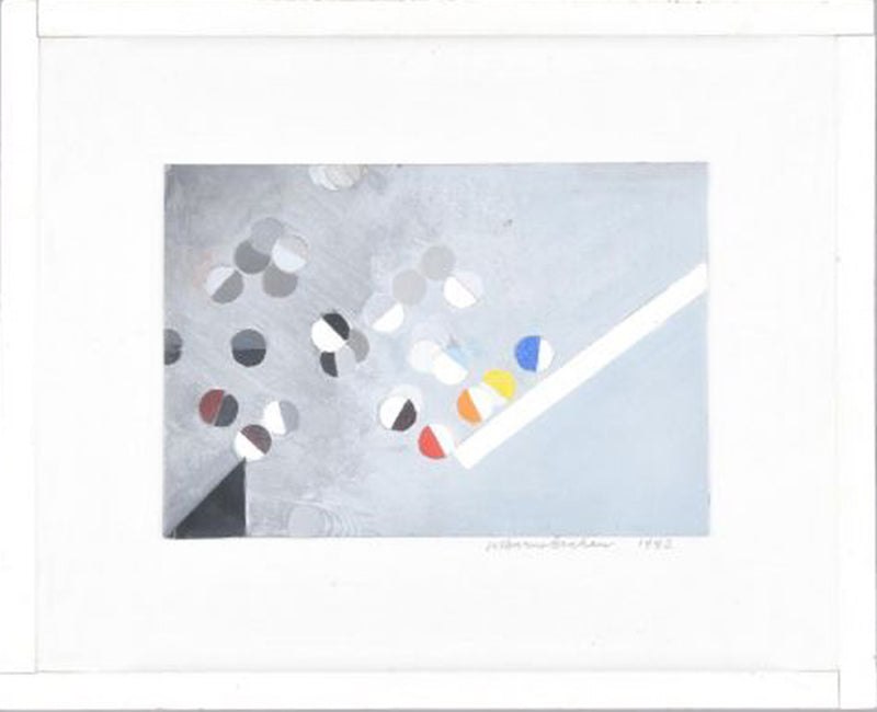 "WILHELMINA BARNS-GRAHAM - Celebration ""Collage 130""  SOLD"