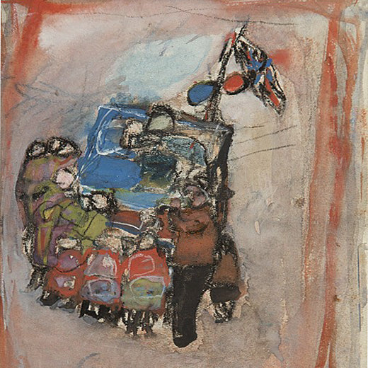 JOAN EARDLEY - The Pedlar's Stand