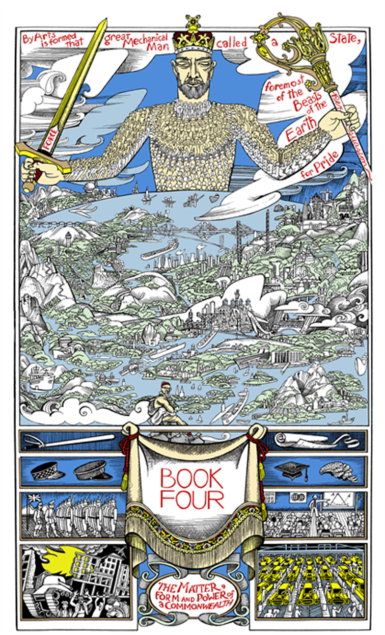 ALASDAIR GRAY - Lanark Book Four
