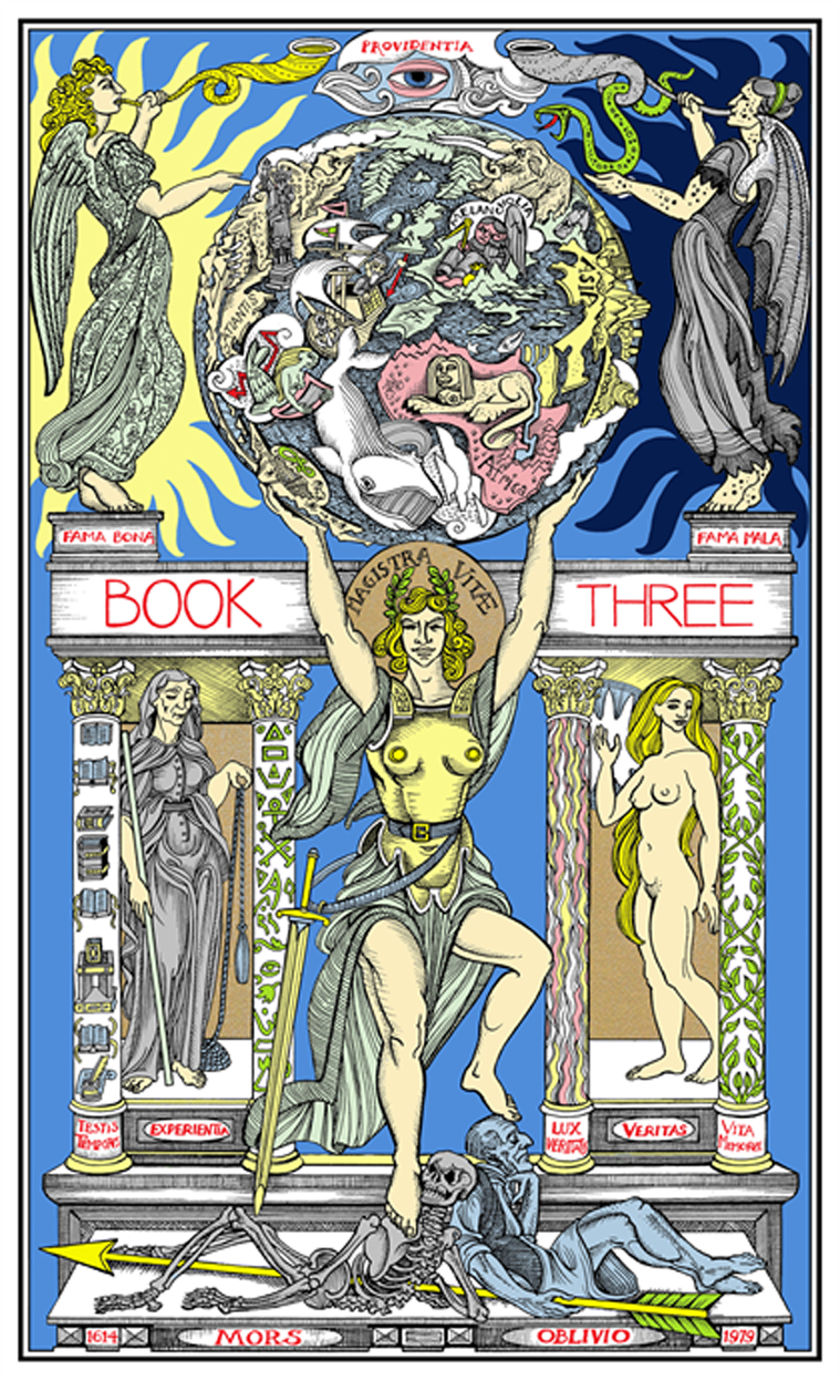 ALASDAIR GRAY - Lanark Book Three