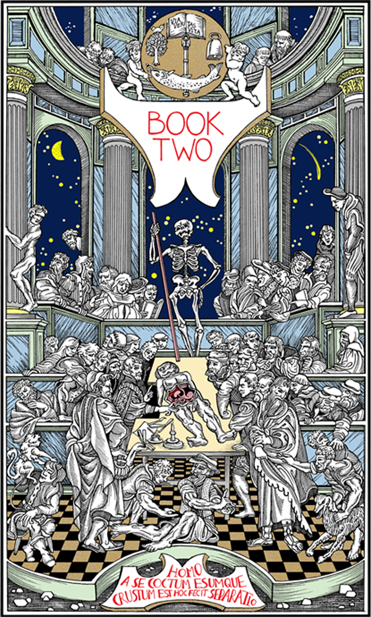 ALASDAIR GRAY - Lanark Book Two