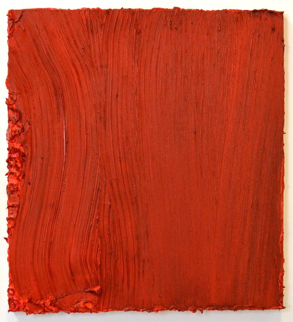 LOUISE EVANS - Untitled (Russet)