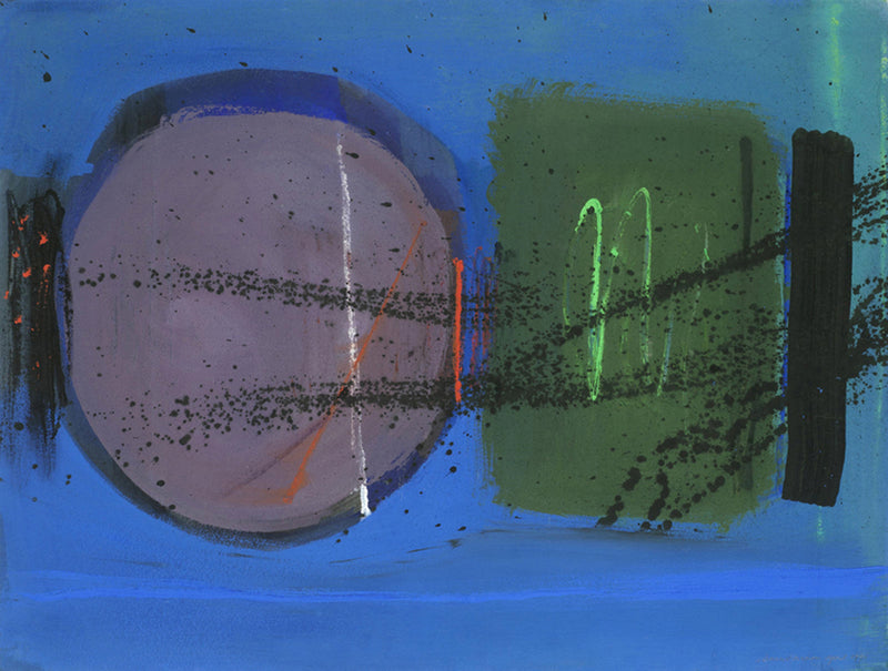 WILHELMINA BARNS-GRAHAM - Untitled April 1991