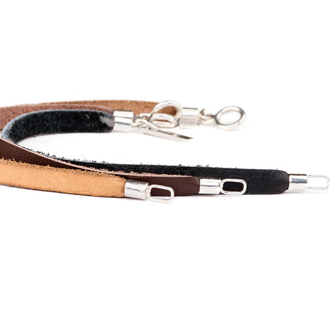 Leather Bracelet 3 colors available