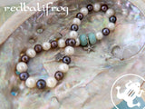 Pearl and Starfish Bracelet RETIRED