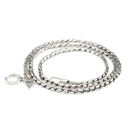 Snake chain necklace 45cm  (19 inches)