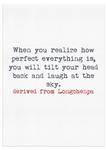 Love You Greetings Winston Card Inside Message Longchenpa Quote Visit us at LoveYouGreetings.com Cards for All Occasions