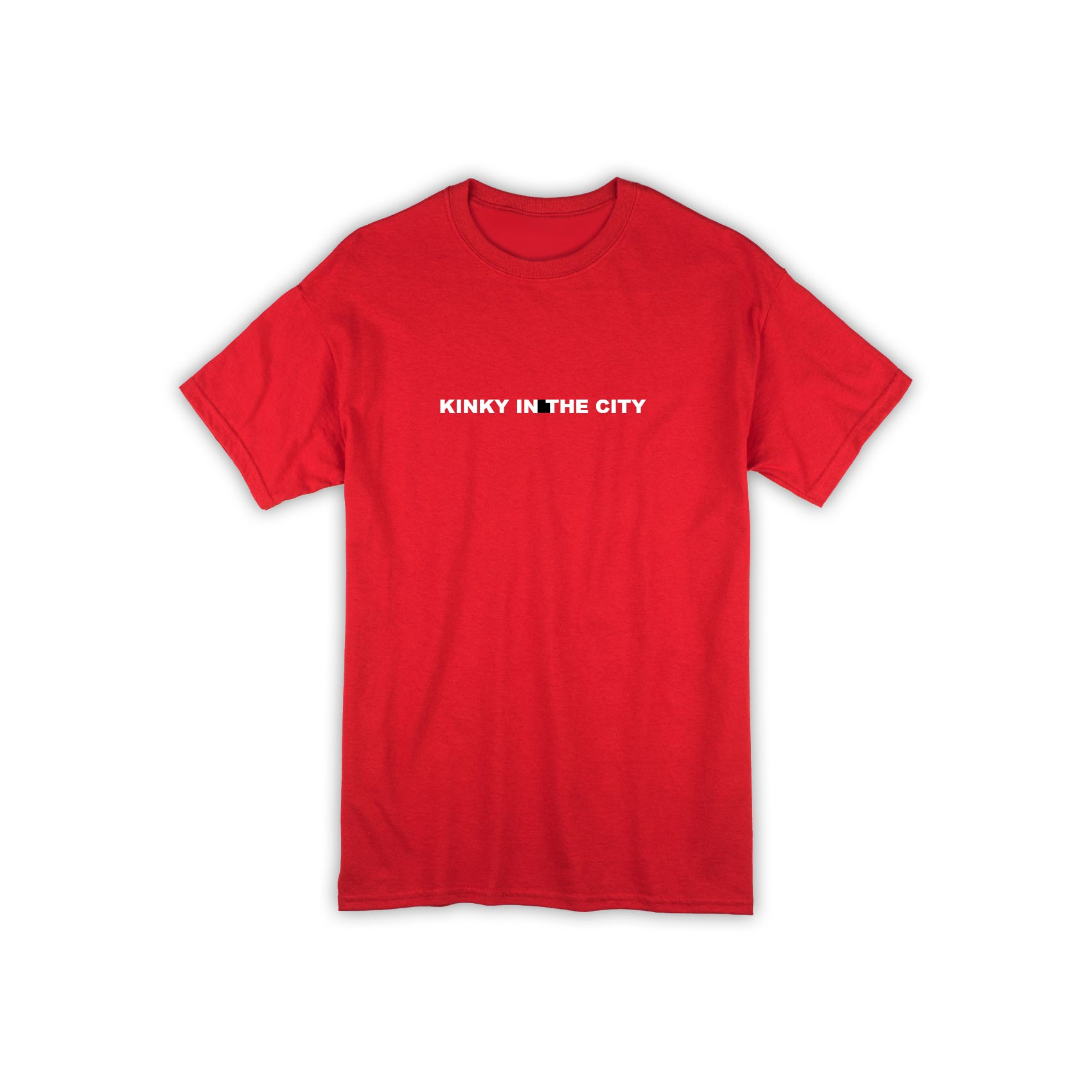 Red Essential Kinky T-Shirt