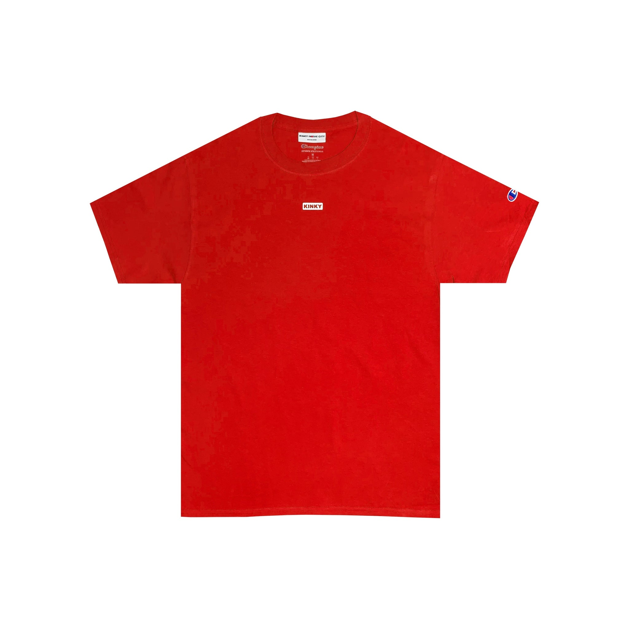 Red Kinky Champion T-Shirt