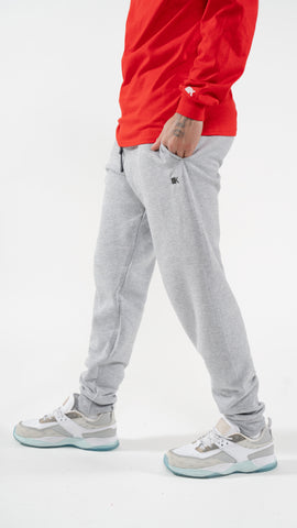 Gray Essential Sweatpants