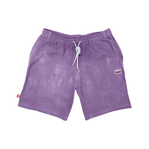 Lavender Kinky or Dye Shorts