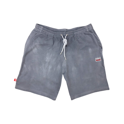 Neutral Gray Kinky or Dye Shorts