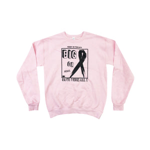 Pink Breast Cancer Awareness Crewneck