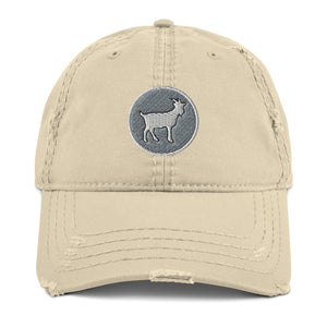 The Goat - Low Profile - Distressed