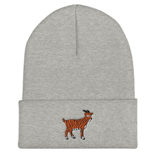 Load image into Gallery viewer, Tiger Goat - Cuffed Beanie