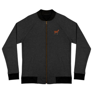 Trademark Tiger Goat - Bomber Jacket