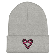 Load image into Gallery viewer, Heart of 9's - Cuffed Beanie