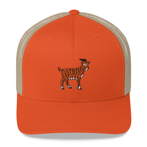 Tiger Goat - Trucker