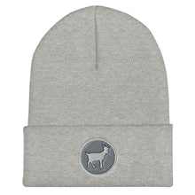 Load image into Gallery viewer, The Goat - Cuffed Beanie