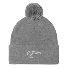 Load image into Gallery viewer, Outline 9 - Pom-Pom Beanie