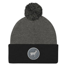 Load image into Gallery viewer, The Goat - Pom-Pom Beanie