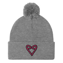 Load image into Gallery viewer, Heart of 9's - Pom-Pom Beanie
