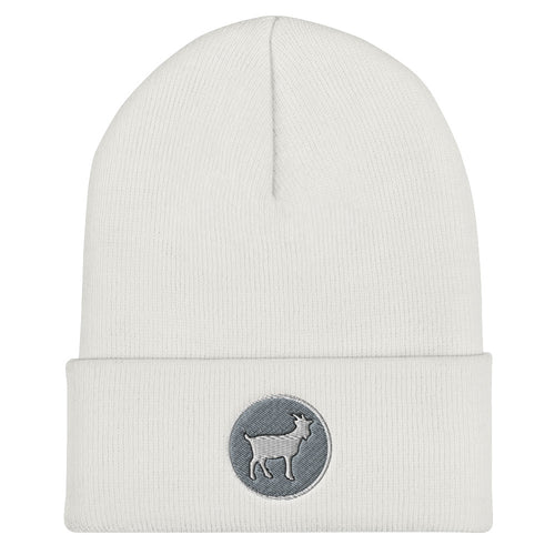 The Goat - Cuffed Beanie