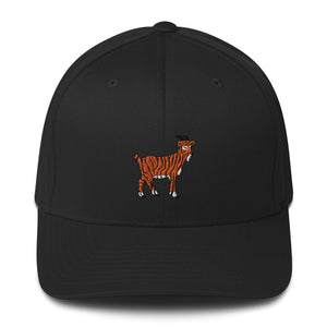 Tiger Goat - FlexFit - Fitted - Structured