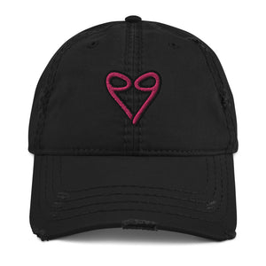 Heart of 9's - Low Profile - Distressed