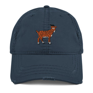 Tiger Goat - Low Profile - Distressed