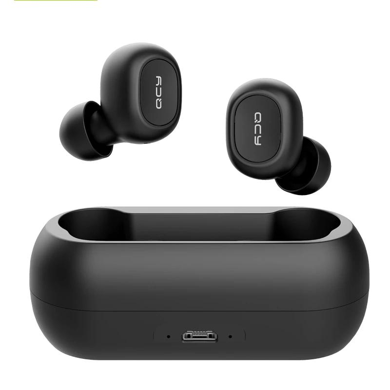 3D wireless earphone with dual microphone