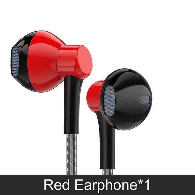 Stereo Bass Earphone