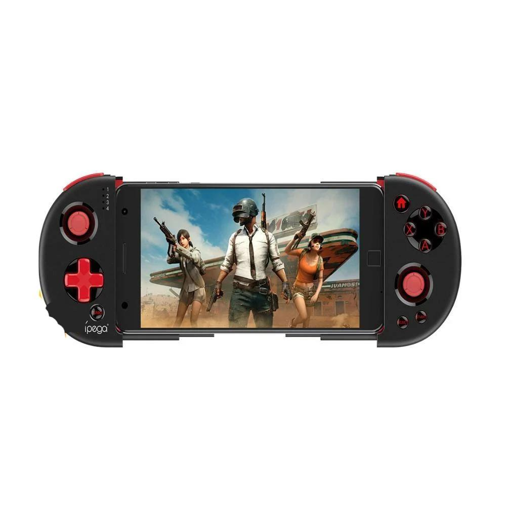 Android Game Controller Extendable