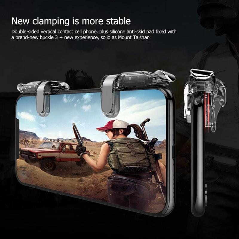 Mobile Phone Gaming Grip