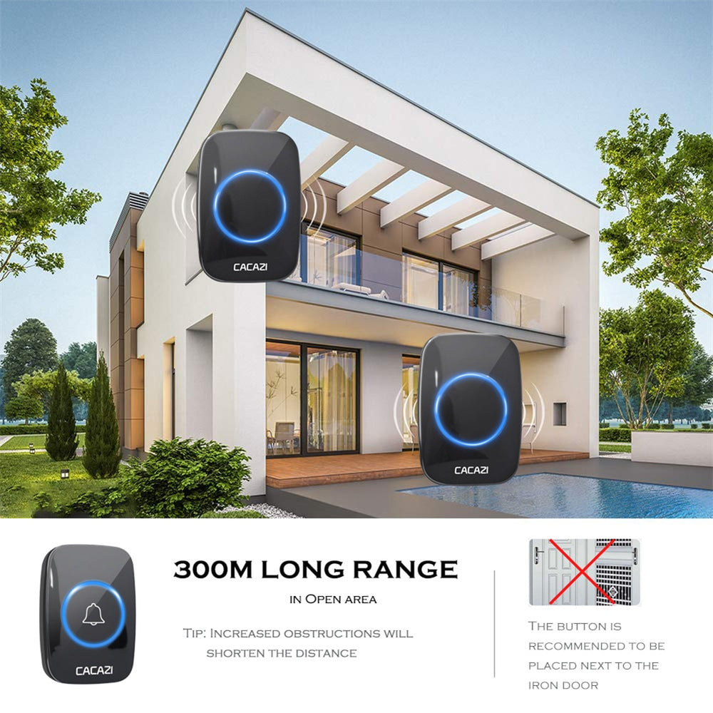 110DB Wireless Doorbell