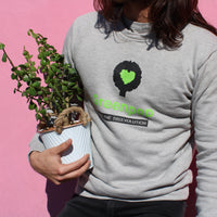 Hemp Plain Sweatshirt