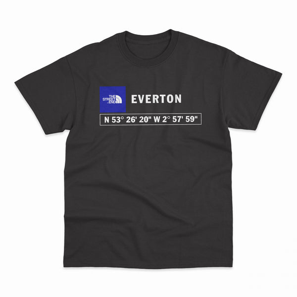 The Street End Everton GPS Tee
